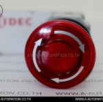 Push Button Idec Model:AVLN39911N-R (สินค้าใหม่)