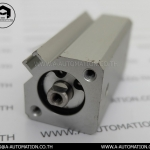กระบอกลมคอมแพค SMC Nodel:CDQ2A16-25D-X742 (สินค้ามือสอง)