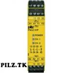 PilZ 777100 PNOZ X1P 24VDC 3n/o 1n/c LiNE iD : PILZ.TK