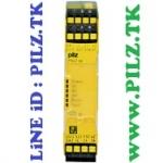 751106 PILZ PNOZ S6C 24VDC 3n/o 1n/c LiNE iD PILZ.TK