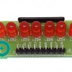 8 LED