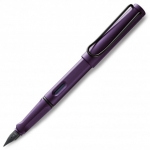 Lamy Safari Dark Lilac Fountain Pen (Special Edition 2016)