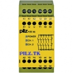PilZ 774595 PZE X5V 24VDC 5n/o LiNE iD : PILZ.TK