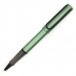 Lamy AL-star Silvergreen Rollerball with black clip (Special Edition 2008)