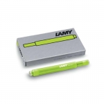 Lamy T10 Special Edition Neon lime Ink cartridges