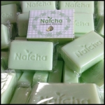 สบู่ Natcha สบู่นัชชา ( สูตรเฉพาะเพื่อผิวขาว กระจ่างใสใน 1 เดือน )