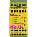 PILZ 774076 PNOZ 16S 230VAC 24VDC 2n/o 2so LiNE iD : PILZ.TK