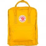 กระเป๋า Fjallraven Kanken Classic สีเหลืองสดใส WarmYellow พร้อมส่ง