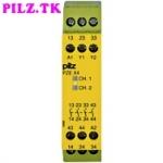 PilZ 774585 PZE X4 24VDC 4n/o LiNE iD : PILZ.TK