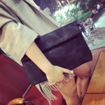 BG_2759, กระเป๋าแฟชั่นผู้หญิง Black ,Clutch Handbag , Nov , 2015, Chic Bags , ~1000-1999
