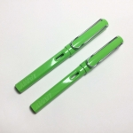 รีวิว เปรียบเทียบ Lamy Safari Green กับ Lamy Safari Apple Green Limited Edition 2012