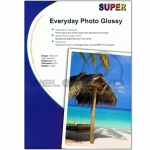 Super Glossy Photo Paper 130 Gsm. (A4) (A4/100 Sheets)