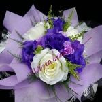 ช่อดอกไม้ E003