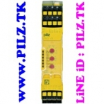 751185 PILZ PNOZ S5C 24VDC 2n/o 2n/o t Coated LiNE iD PILZ.TK