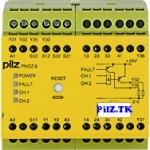 PilZ 774760 PNOZ 8 24VDC 3n/o 1n/c 2so LiNE iD : PILZ.TK