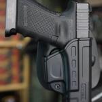 "New.ซองปืนพกนอก Cytac Fits Glock 17, 22, 31 (Gen 1, 2, 3, 4) Fits Glock 19, 23, 32 (Gen 1,2,3,4) Fits Colt 1911-5"", Girsan 1911 MC, Variants 1911 Fits Beretta 92, Beretta 92FS, GSG92, Girsan Regard MC ปืนยิง IDPA ปรับระดับสูงต่ำได้ตามต้องการ &#x1F530"
