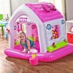บ้านบอลเด็ก Hello Kitty Intex 48631