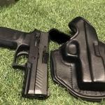 New.ซองปืน SIG P320sp ซองปืนพกนอก ด้านขวา / ด้านซ้าย (หนังแท้) 📌❗️ราคาโปรโมชชั่น ราคาพิเศษ ❗️📌