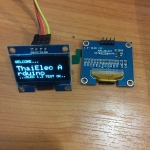 """OLED LCD LED Display Module 128X64 1.3"""" For Arduino"""
