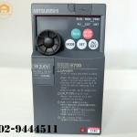 ขาย inverter mitsubishi Model:FR-E720-0.75K-60 (สินค้าใหม่ไม่มีกล่อง)