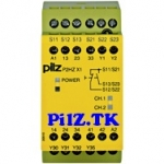 PilZ 774340 P2HZ X1 24VDC 3n/o 1n/c LiNE iD : PILZ.TK