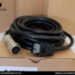 Encoder Cable Mitsubishi Model:MR-J3ENSCBL5M-H (สินค้าใหม่)
