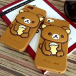 ซิลิโคนคุมะ iphone6 plus