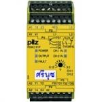 PilZ 777950 PSWZ X1P 3V / 24-240VACDC 2n/o 1n/c 2so LiNE iD : PILZ.TK