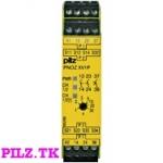 PilZ 777602 PNOZ XV1P 30s 24VDC 2n/o 1n/o t LiNE iD : PILZ.TK