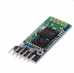 HC-05 master and slave Arduino Bluetooth module integrated
