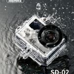 Remax HDDV Sport Camera SD-02(กล้องกันนน้ำ) ของแท้