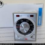 Timer Omron Model:H3M,0.5s-0.5m 200/220/240V (สินค้าใหม่)