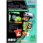 Hi-jet T-SHIRT TRANSFER FOR ALL COLORED (A4/5 Sheets)