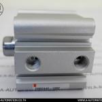 กระบอกลม SMC Model:CDQ2A40-10DZ (สินค้ามือสอง)