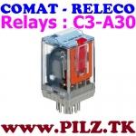 C3A30-DC24V Comat Releco Relay LiNE iD PILZ.TK