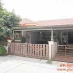 บ้านแฝดชั้นเดียว มบ.ณพนภา2 ต.คลองตำหรุ อ.เมืองชลบุรี