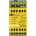 774517 PILZ PNOZ X2.4V 1/24VDC 4n/o 1so fix LiNE iD PILZ.TK