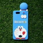 ซิลิโคนแมวสีฟ้าเกาะหลัง Oppo Joy5/Neo5s(ใช้เคสตัวเดียวกัน)