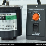 SPEED CONTROL MOTOR MODEL:US425-401U [ORIENTAL MODEL]