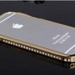 Bumper Shengo ประกบ(ขอบเพชร) iphone6/6s