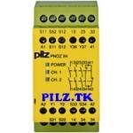 PilZ 774730 PNOZ X4 24VDC 3n/o 1n/c LiNE iD : PILZ.TK