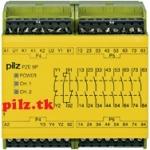 PILZ 774140 PZE 9 24VAC 8n/o 1n/c LiNE iD : PILZ.TK