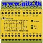 PilZ 774703 PNOZ X10 110-120VAC 6n/o 4n/c 3LED LiNE iD : PILZ.TK
