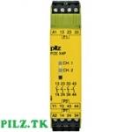 PilZ 777585 PZE X4P 24VDC 4n/o LiNE iD : PILZ.TK