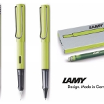รีวิว Lamy Al-star Charged Green (Special Edition 2016)