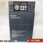 ขาย Inverter Mitsubishi Model:FR-A740-3.7K (สินค้าใหม่)