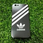 TPU ลายเส้นนูน สีดำ-ขาว iphone6/6s