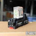 ขาย Relay Tele รุ่น RM730L+Socket รุ่น RXZE2M114