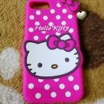 ซิลิโคนแมวชมพู iphone7 plus/iphone8 plus(ใช้เคสตัวเดียวกัน)