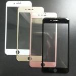 ฟิล์มกระจกนิรภัยเต็มจอขอบโค้งลงมุม iphone7 plus